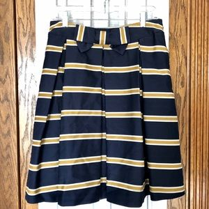 "Kate Spade ""Skirt the Rules"" A-line skirt"
